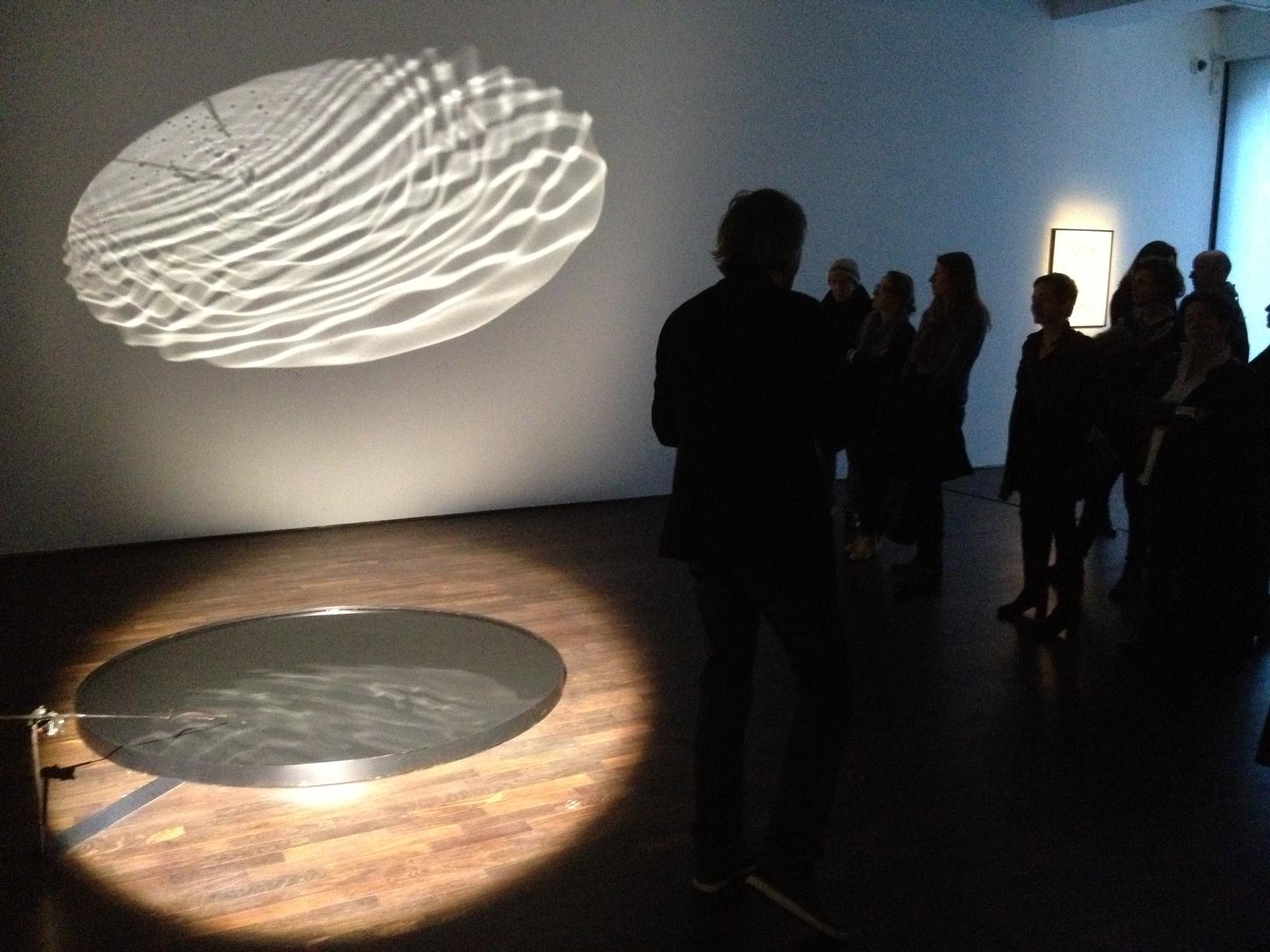 Kunstclub13 Galerietour Feb 15